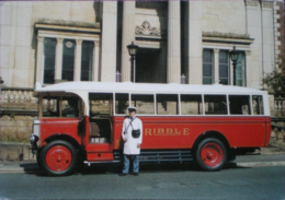 Ribble1927 Leyland Lion Bus | Postcards
