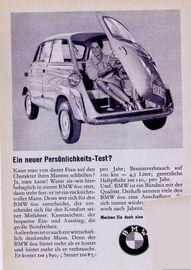 Ein Neuer Persönlichkeits-Test? | Print Ads