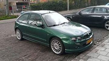 MG ZR | Cars