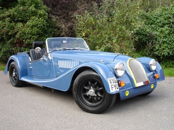 Morgan Plus 4 Supersport | Cars