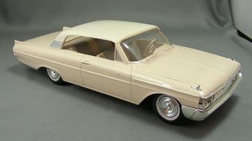 1961 Mercury Monterey 2 Door Hardtop Promo Model Car | Model Cars