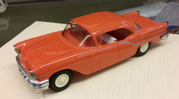 1957 Oldsmobile 98  | Model Cars