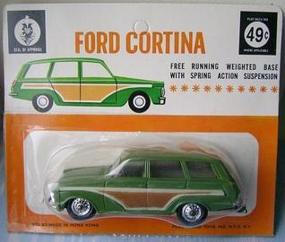 Ford Cortina   Model Cars   Ford Cortina