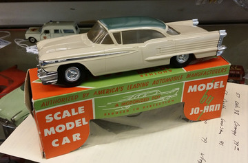 1958  Oldsmobile 88 | Model Cars