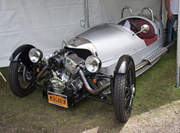 Morgan 3 Wheeler | Cars