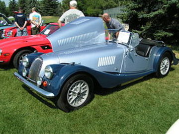 Morgan Plus 8 | Cars