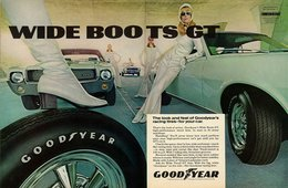 Wide Boots GT | Print Ads