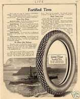 Fortified Tires | Print Ads