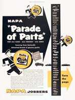 """N•A•P•A """"Parade Of Parts"""" 