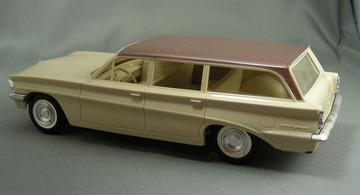 1961 Oldsmobile F-85 4 Door Station Wagon Promo Model Car  | Model Cars