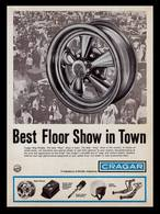 Best Floor Show In Town | Print Ads