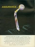 Assurance | Print Ads
