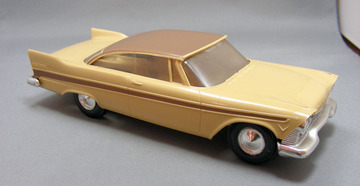 1957 Plymouth Belvedere  | Model Cars