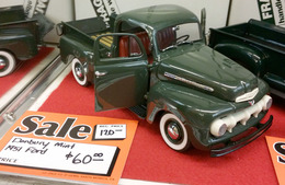 1951 Ford Pick-Up | Model Cars