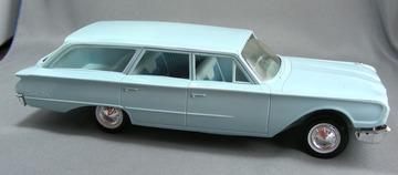 1960 Ford Country Sedan | Model Cars