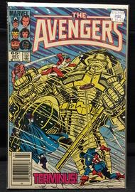 The Avengers Vol. 1 No. 257 | Comics & Graphic Novels