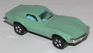 Chevrolet Corvette Stingray | Model Cars
