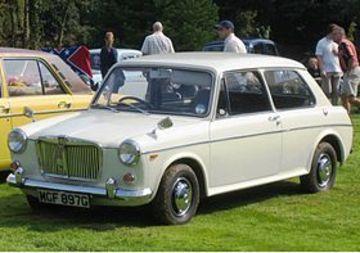 MG 1100 | Cars