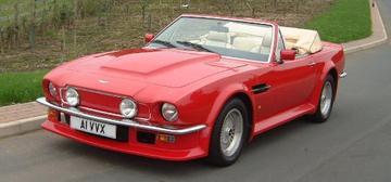 Aston-Martin V8 Vantage | Cars