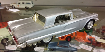 1960 Ford Thunderbird Hardtop Promo Model Car | Model Cars