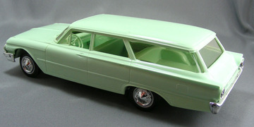 1961 Ford Country Sedan | Model Cars