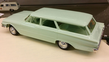 1961 Ford Station Wagon | Model Cars
