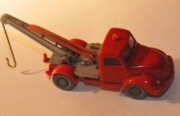 Abschleppwagen Mit Warnlicht, Magirus | Model Trucks | Caption Text