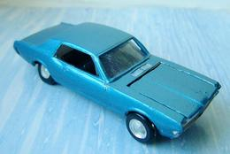 1968 Mercury Cougar | Model Cars | Cougar