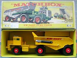 Matchbox king size kw dart dump truck model trucks 9bc30356 dfeb 48c8 9795 f8c7de179b4b medium