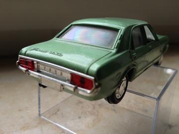 Ford Granada I Sedan | Model Cars | Caption Text