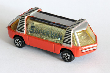 Super Van | Model Cars