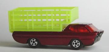Camion Jaula | Model Trucks