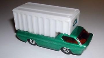 Furgon | Model Trucks