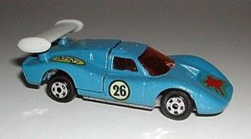 Ford MK IV Turbo | Model Racing Cars