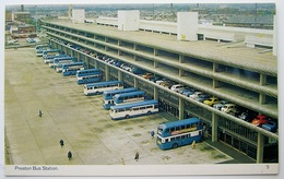 Preston Bus Station | Postcards | Caption Text