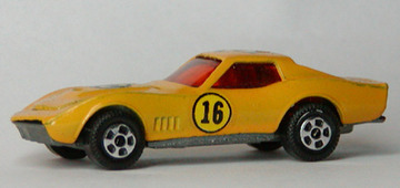 Corvette Special | Model Racing Cars