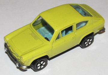Fiat 850 Coupe | Model Cars