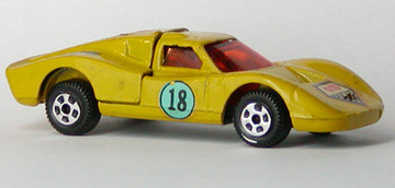 Ford MK IV | Model Racing Cars