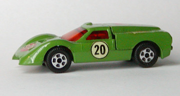 Ford GT 40 | Model Racing Cars