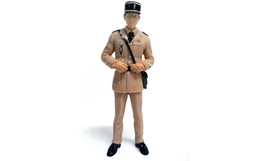 Gendarme - Tan Suit | Figures & Toy Soldiers