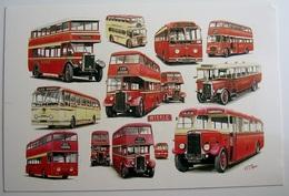 Ribble Buses B3 | Postcards | Caption Text