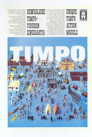 Timpo Toys Catalogue 1971 | Brochures and Catalogs | Page 1