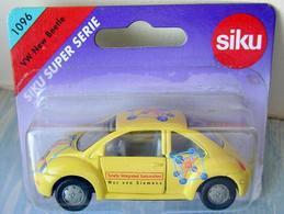 Volkswagen New Beetle Siemens | Model Cars