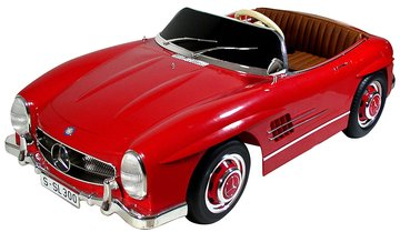 1960 Mercedes 300SL | Pedal Cars and Other Ride-On Vehicles