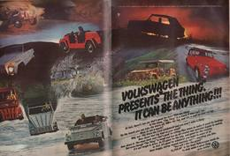 """Volkswagen Presents """"The Thing"""". It Can Be Anything!!! 