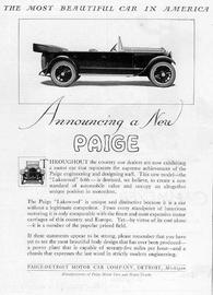 The Most Beautiful Car In America | Print Ads