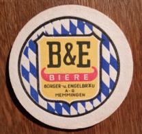 BandE Biere | Coasters