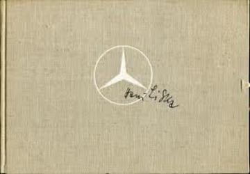 Mercedes Benz Skizzenbuch | Books