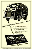 "De Modernste Truck Met ""Frontbesturing"" Op De Weg! | Print Ads"