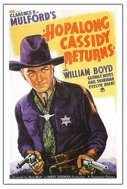 Hopalong Cassidy Returns | Posters & Prints